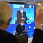 """El vicepresidente de Castilla-La Mancha sobre los fondos 'Next Generation-EU': """"Se esperan 892 millones para la región hasta 2023"""""""