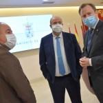 Hospital de Albacete, un centro de salud, remodelación de Núñez de Balboa, colegios y proyectos 'Next Generation': nueva reunión de la Junta con el Ayuntamiento