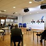 """Núñez avanza en Albacete que trabajará para que con los Fondos Europeos se puedan presentar proyectos """"que lleguen a mucha más gente"""""""