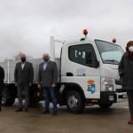 El Gobierno de Castilla-La Mancha y el Ayuntamiento de Munera ponen en marcha un nuevo camión de recogida de residuos