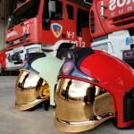 La Diputación Provincial de Albacete adquiere 225 cascos de intervención en incendios estructurales