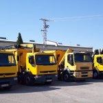 La provincia de Albacete contará con cinco nuevos camiones para la recogida selectiva de residuos
