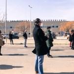 Protesta en Villarrobledo contra la privatización de la sanidad y las leyes que lo permiten