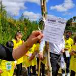 Un colegio de Férez acoge el programa Programa de Educación Ambiental 2021 de la Diputación