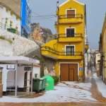 VÍDEO| Cae una tromba de lluvia y granizo en Ayna