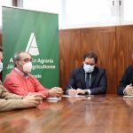 """Núñez pide en Albacete una PAC que """"garantice"""" el futuro de agricultores y ganaderos"""