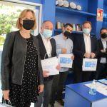 Regresa la Oficina de Turismo al Altozano tras su remodelación y el acondicionamiento de los refugios antiaéreos