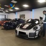 Cae una red criminal, con presencia en Albacete, que defraudó en la compraventa de vehículos 7 millones en IVA
