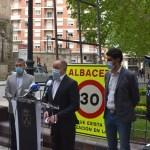 Albacete no ha registrado fallecidos en accidentes de tráfico urbanos desde que rebajó la velocidad a 30 kilómetros por hora en agosto