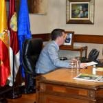 """Cabañero apela al """"papel fundamental"""" de los ayuntamientos en la implementación de los Objetivos de Desarrollo Sostenible en la provincia"""
