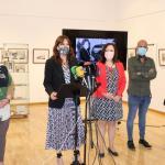 Mercedes Ros Belmonte yMaría José Fuenteálamo, Premio Periodístico Luisa Alberca Lorente por la igualdad de género