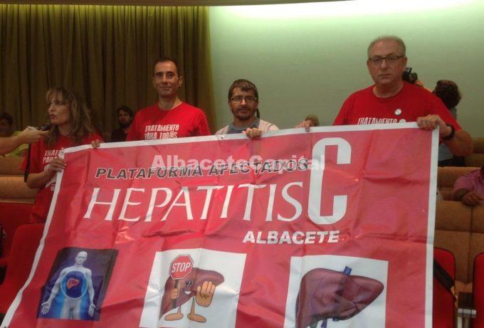 afectados hepatitis pleno