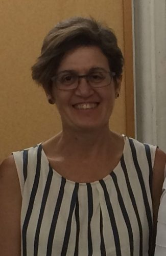 BLANCA HERNÁNDEZ, DIRECTORA PROVINCIAL DE SANIDAD EN ALBACETE
