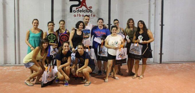 Campeonas V 24 Horas Padelclub Albacete