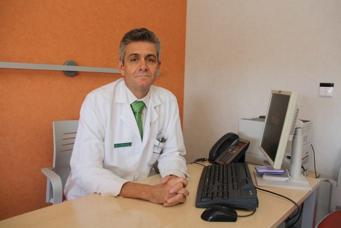 Jefe Cirugía Mancha Centro