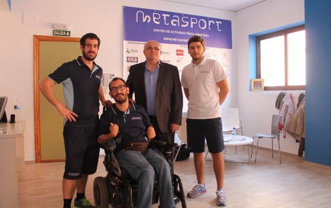 VISITA JCCM ALBACETE- METASPORT 1