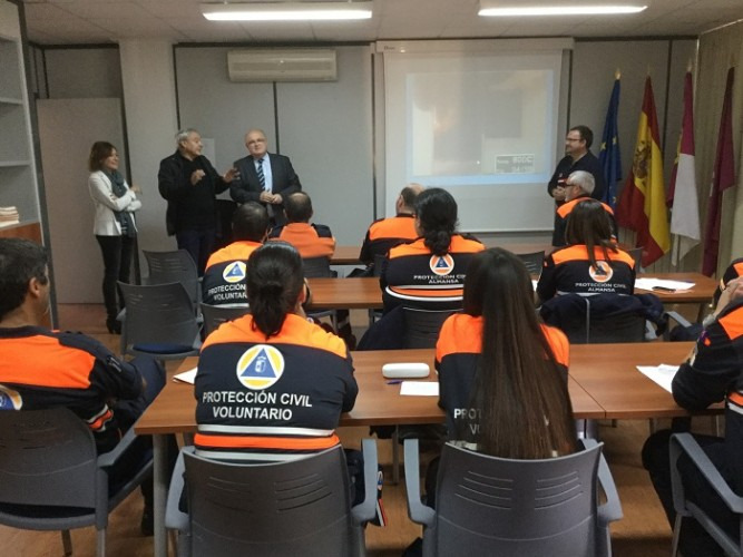JCCM ALBACETE- CURSOS PROTECCION CIVIL 1