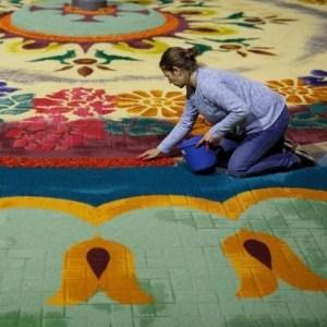 alfombras serrin intur