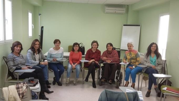 FOTO ARCHIVO: Reunión Centro de la mujer, Asociación Luna
