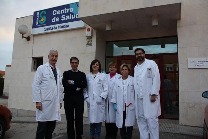 FOTONOTASANIDAD. Colaboración CS Quintanar y Neurología