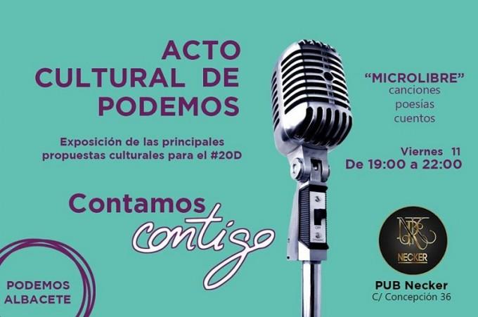 acto_cultural_podemos_albacete