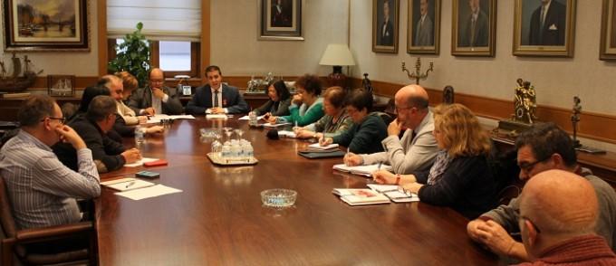mesa social diputacion