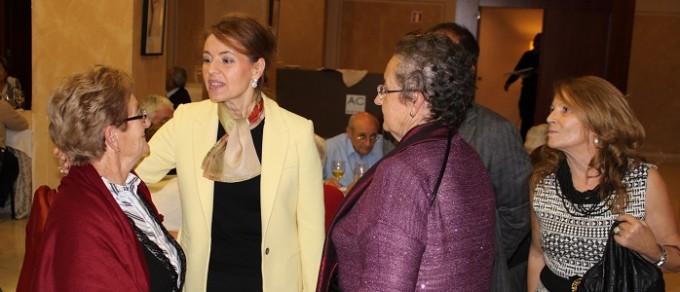 FOTO BIENESTAR SOCIAL Mujeres en centros de mayores