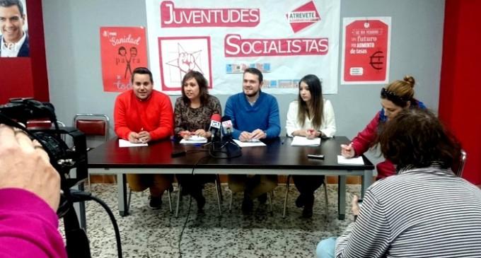Foto Juventudes Socialistas AB (Escuela formacion JJSS)
