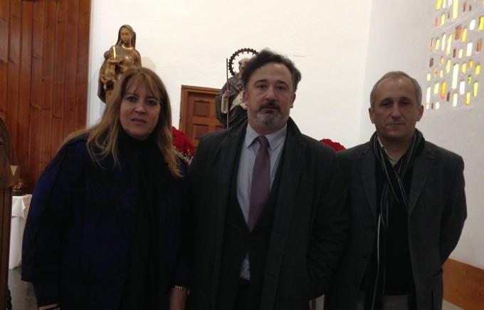 Foto.Festividad de San Antón. Aguas Nuevas.17-1-16