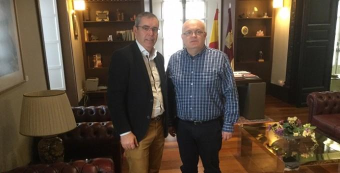 Reunion JCCM Albacete- Alcalde La Roda