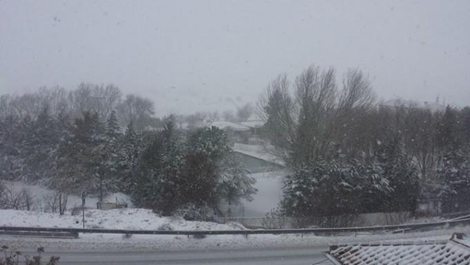nieve el robledo