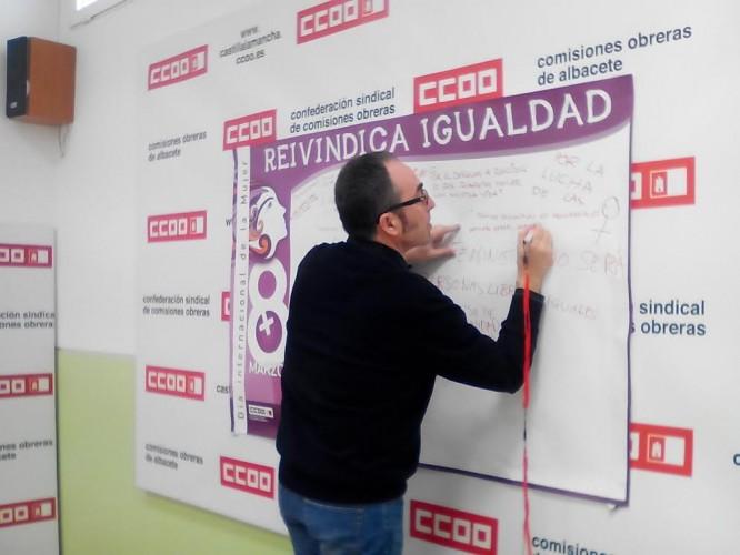 160303 Paco de la Rosa cartel reivindicativo