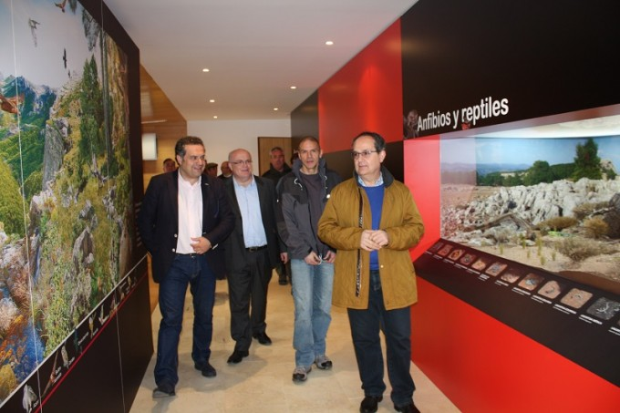 Apertura Centro de Interpretación Rio Mundo 2
