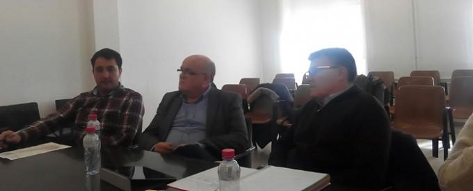 Foto Reunion JCCM  Albacete- Ayuntamiento Lezuza