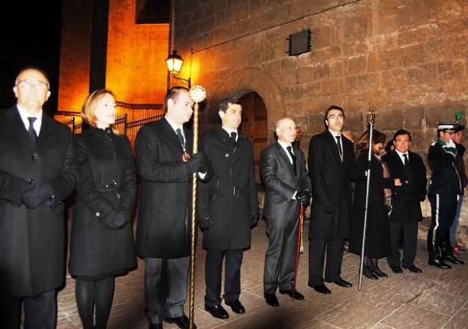 Foto.Javier Cuenca. Procesión Viernes Santo (2)