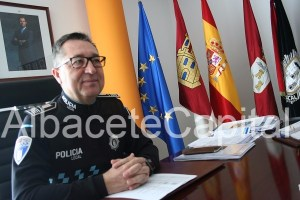 Pascual Martínez, Jefe Policía Local