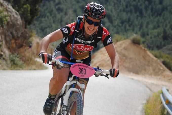 Veronica González vencedora en la edición pasada