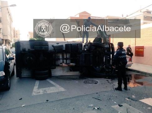 accidente policia 2