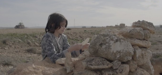 Un instante del cortometraje de los alumnos del IES Alto de los Molinos de Albacete.