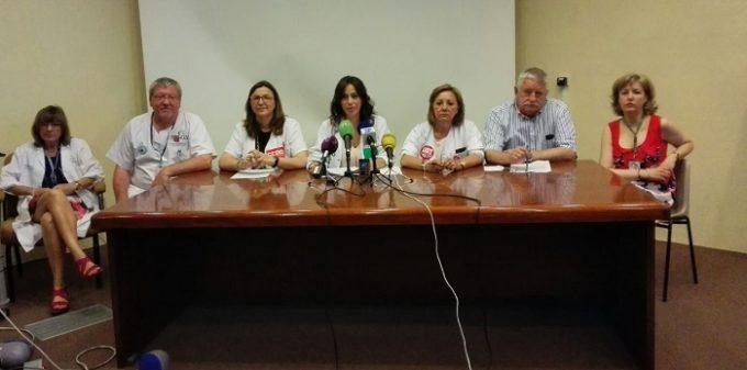 160613 Junta Personal Hospital Albacete
