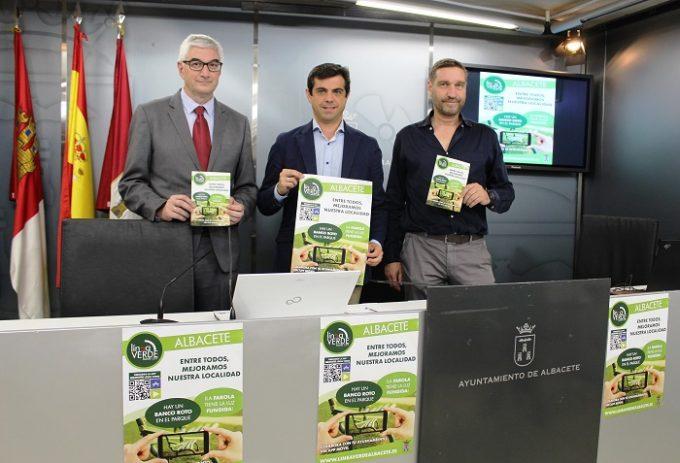 Foto.Presentación App 'Línea Verde'.13-6-16