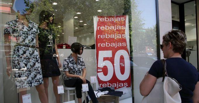 Toledo, 30-06-2016.- Comercio de toledo en temporada de rebajas sde verano. (Foto: Álvaro Ruiz // JCCM)