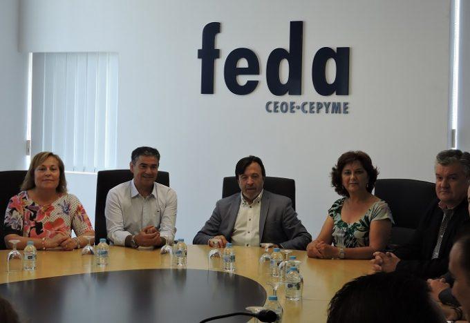 reunión FEDA