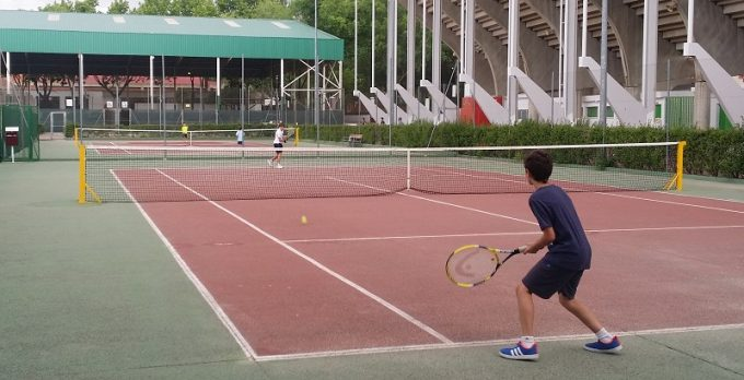 torneo tenis y padel