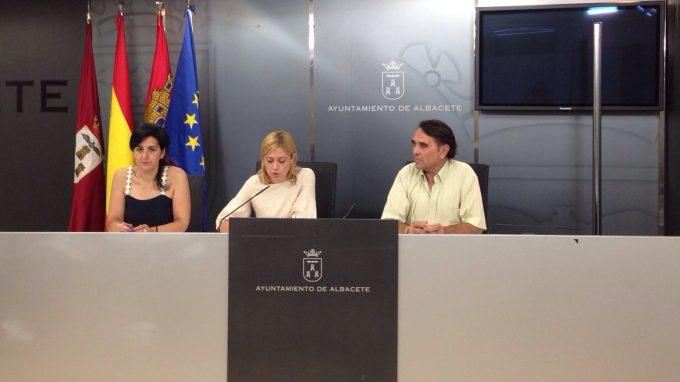 Rueda de prensa Presentación propuestas debate Estado del Municipio
