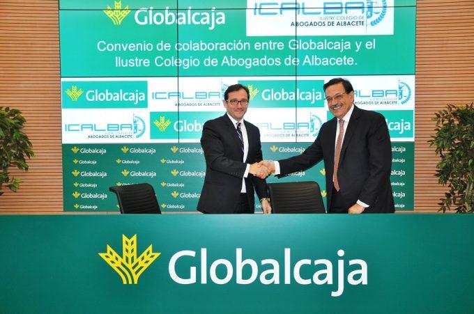 CONVENIO GLOBALCAJA ILUSTRE COLEGIO ABOGADOS ALBACETE