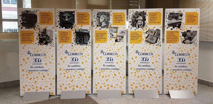 Exposición 300 Aniversario en OP Albacete