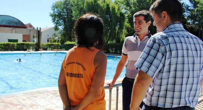 Foto.Visita Complejo Deportivo Municipal 'Carlos Belmonte'.23-8-16 (7)