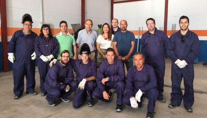 JCCM ALBACETE- Taller Empleo Madrigueras 1