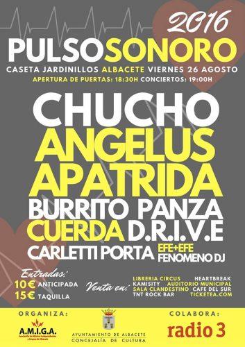 Pulso Sonoro Albacete 2016